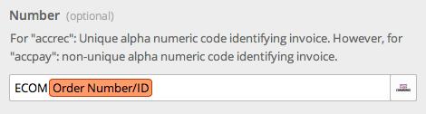 Xero-Invoice-Number